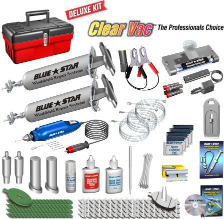 windshield repair kit