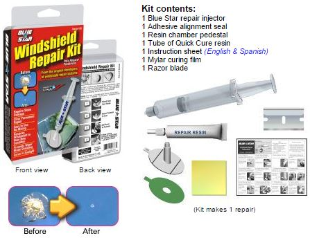 Do it yourself windshield repair kit solutioingenieria Choice Image