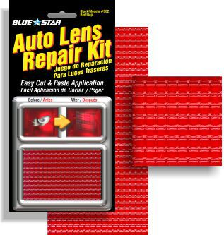 Blue Star Products Auto Lens Repair